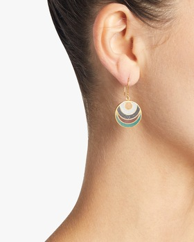 Jasper and Agate Parwana Earrings