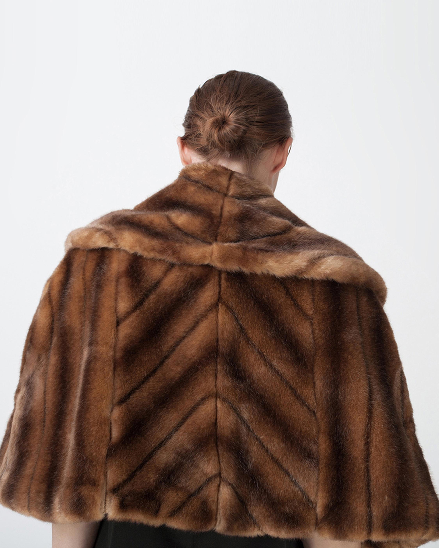 Marei 1998 Classy Eco Fur Cape 1