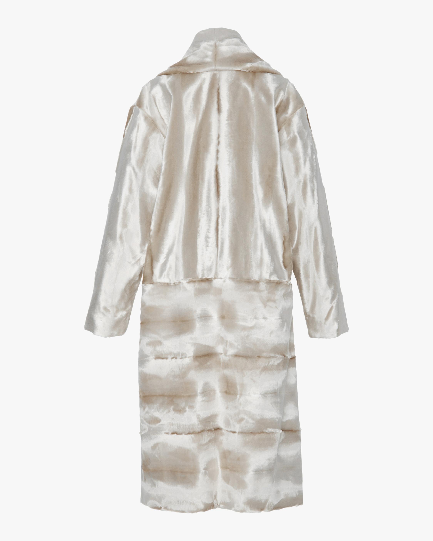 Deutzia Velvet Textured Coat Marei 1998