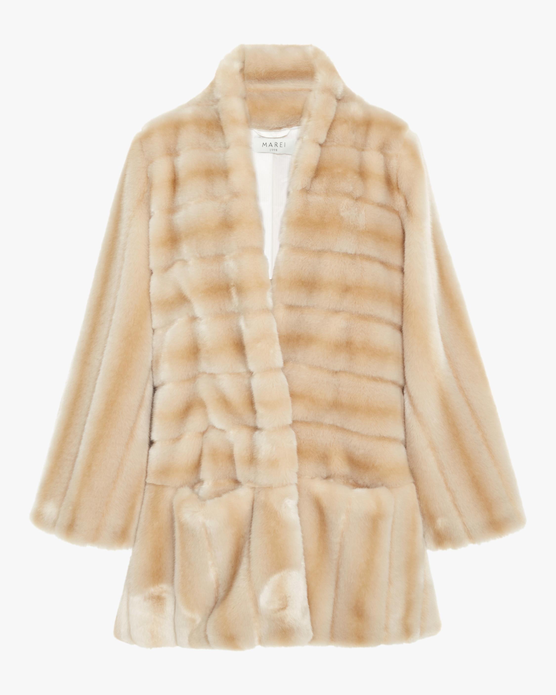 Ivy Eco Fur Short Coat