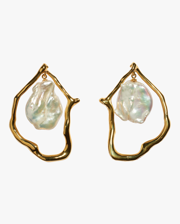 Formation Pearl Earrings
