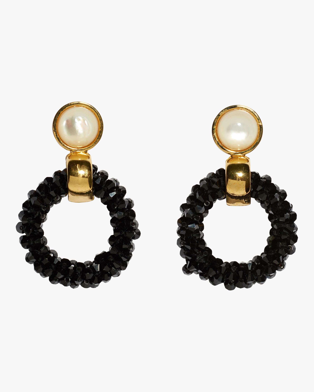 Brancusi Hoop Earrings