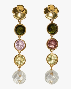 Nonna Flower Earrings