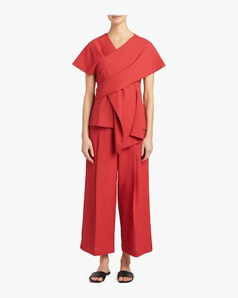 Deep Pleat Culottes