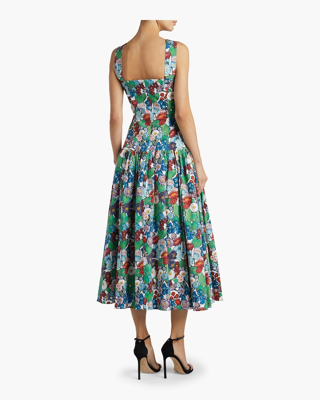 Sleeveless Maxi Dress Claudia Li