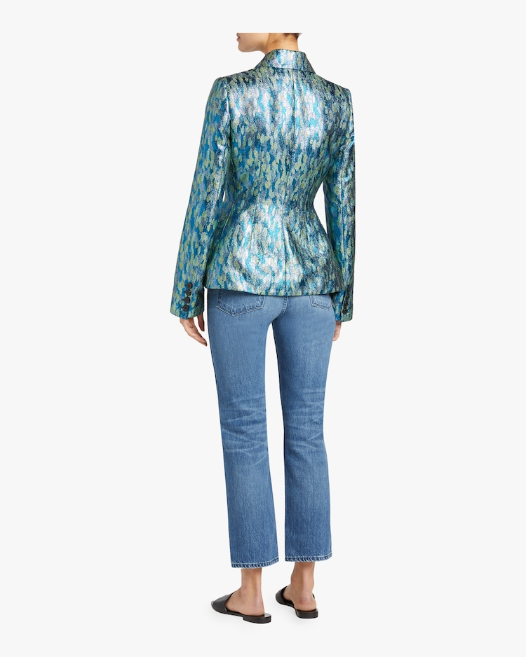 Hip Pad Tailored Jacket Claudia Li