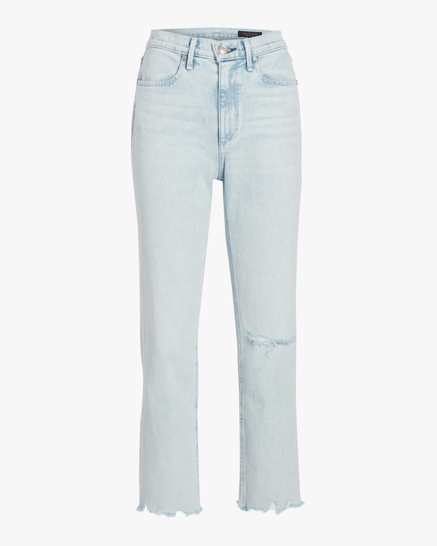 Cigarette Ankle Jeans