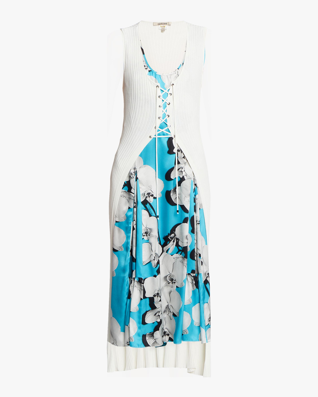 Hybrid Cardigan Double Dress