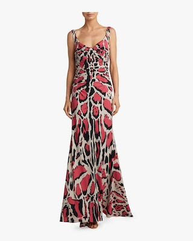 Mookaite Jersey Dress