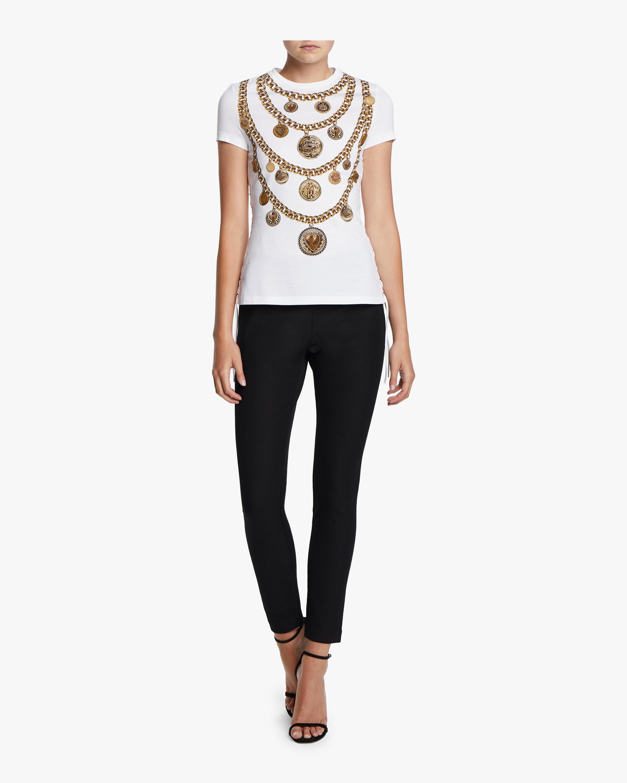 Chain Jewels Jersey T-Shirt