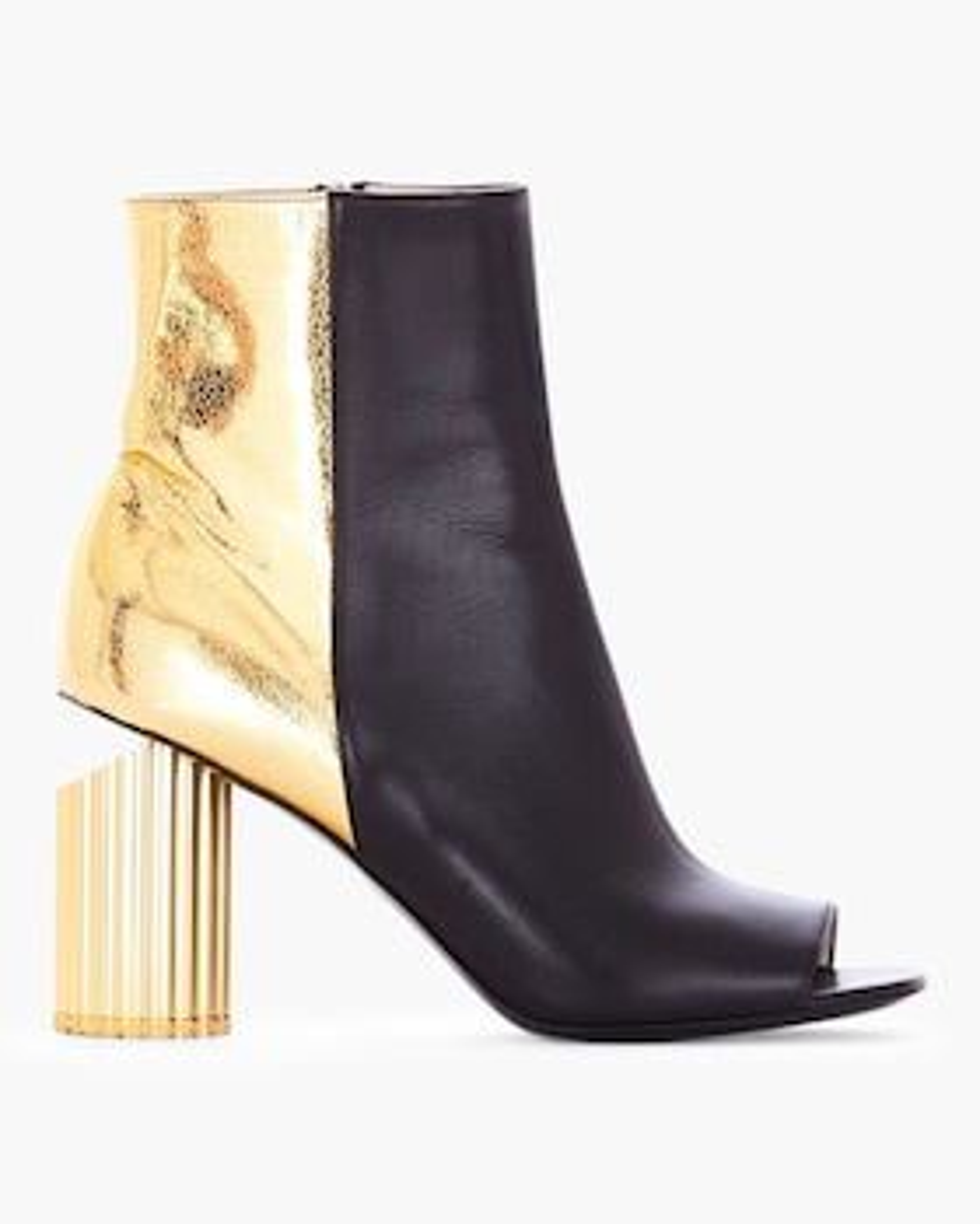 Open Toe Boot