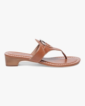 Gail Leather Sandal