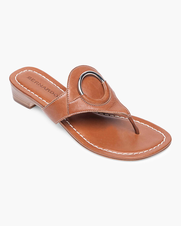 Bernardo Gail Leather Sandal 1