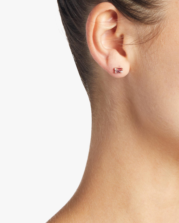 Rose de France Earrings Kalan by Suzanne Kalan