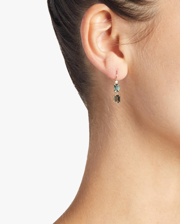 Bloom Topaz Earrings