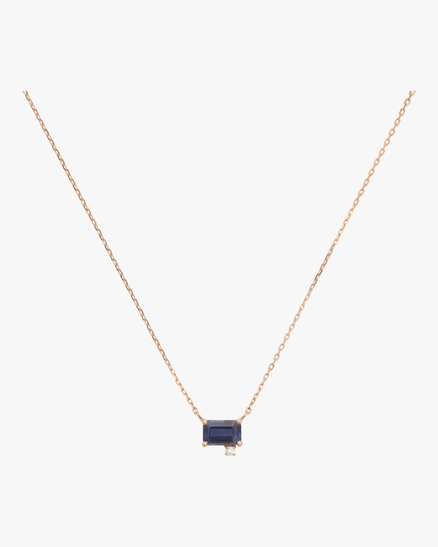 Bloom Iolite Necklace