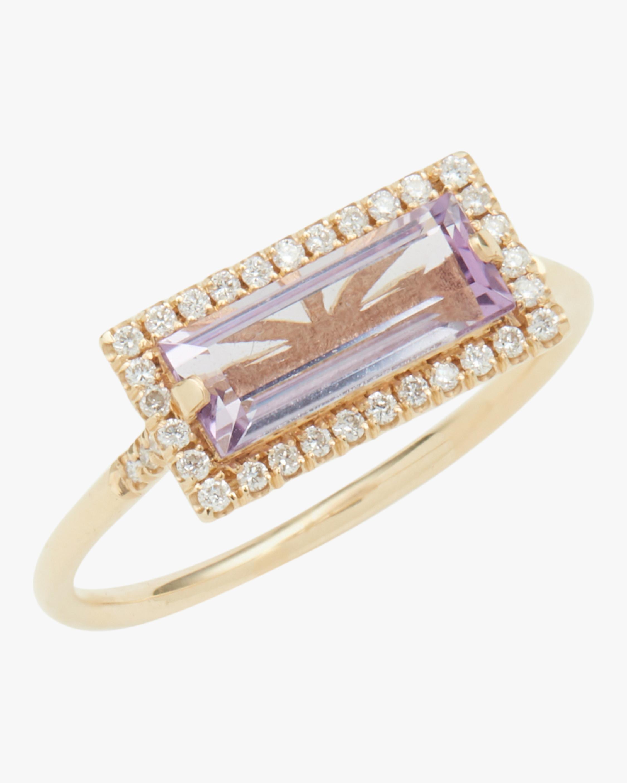 Soleil Rose de France Ring