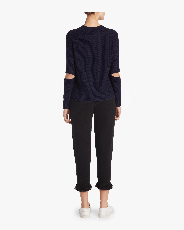 Turning Cashmere Wool Sweater Zoë Jordan