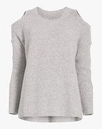Zoë Jordan Galileo Cashmere Wool Sweater 0