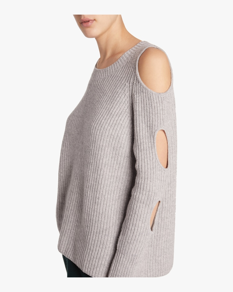 Galileo Cashmere Wool Sweater Zoë Jordan