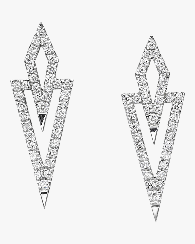 Chérut Kite Shape Earrings 2