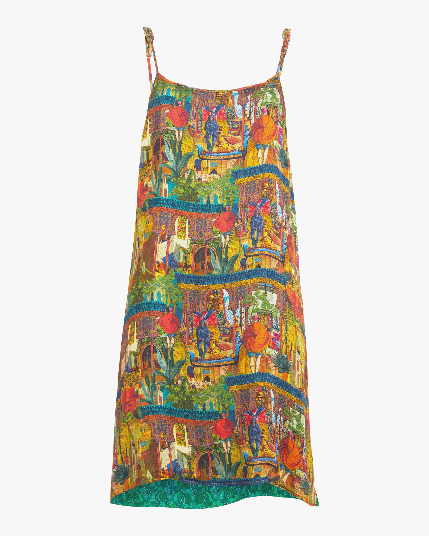 Riad Reversible Slip Dress
