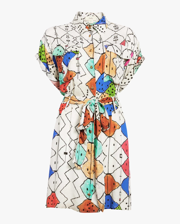 Soufiane Safari Dress