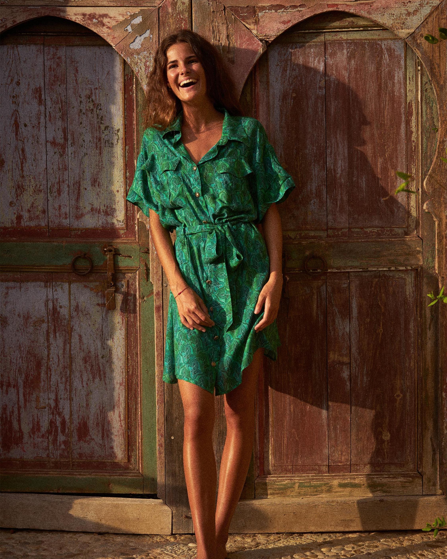 Tarabel Safari Dress