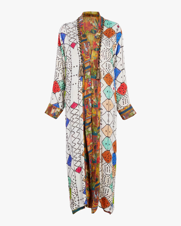 Riad Reversible Robe