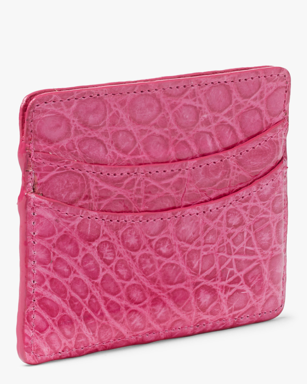 Pink Card Case