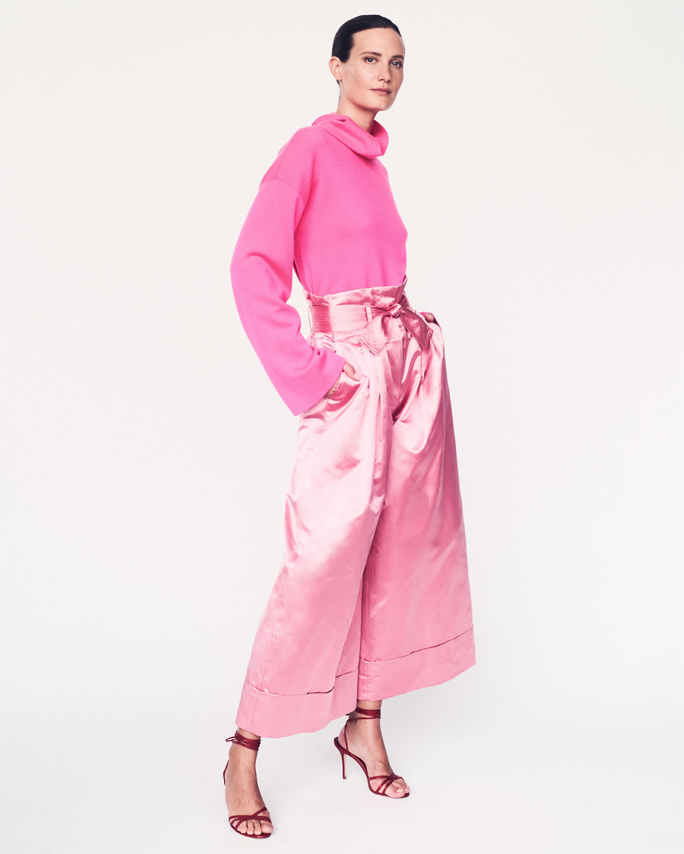 Duchess Silk Culottes