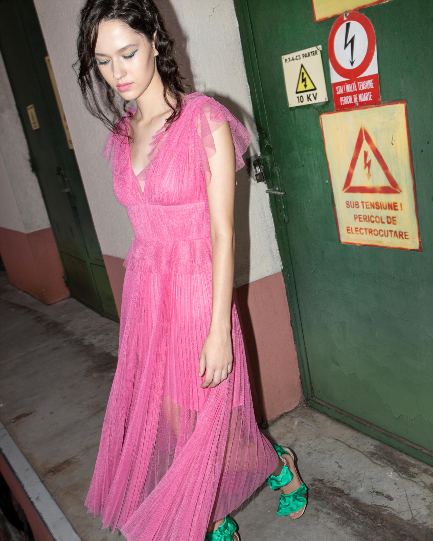Iselin Midi Dress Maria Lucia Hohan
