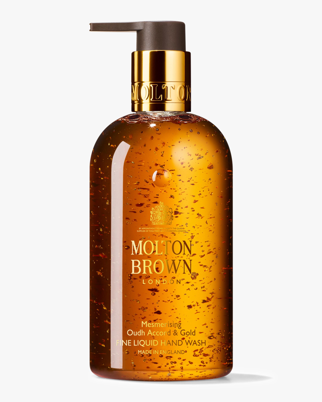 Molton Brown Mesmerising Oudh Accord & Gold Liquid Hand Wash 10oz 2