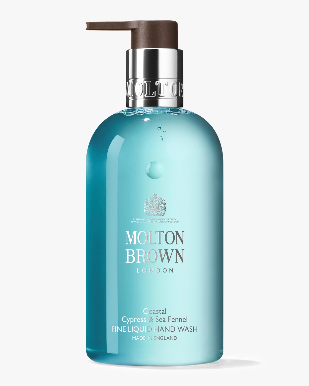 Molton Brown Coastal Cypress & Sea Fennel Liquid Hand Wash 300ml 2