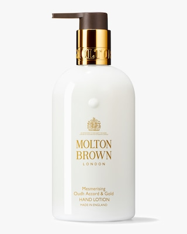 Molton Brown Mesmerising Oudh Accord & Gold Hand Lotion 300ml 2