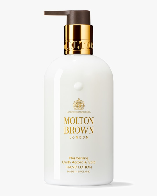 Molton Brown Mesmerising Oudh Accord & Gold Hand Lotion 300ml 0