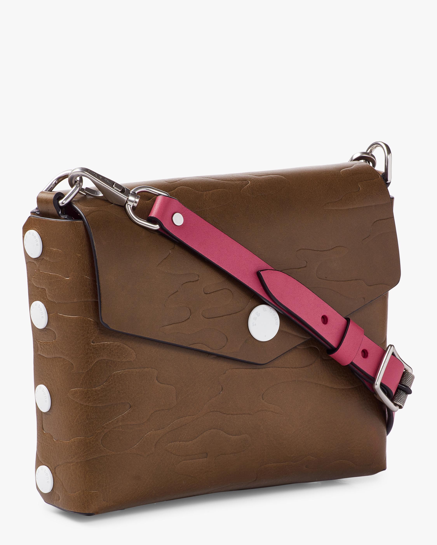 Atlas Leather Shoulder Bag