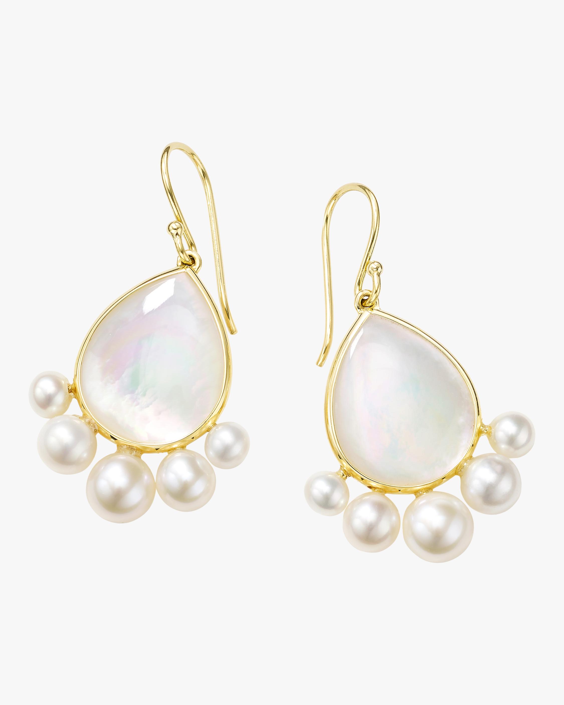Ippolita Nova Medium Pear Beaded Earrings 0