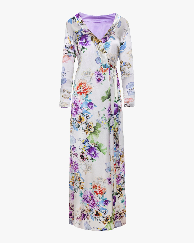 Adriana Iglesias Beverly Reversible Robe 1