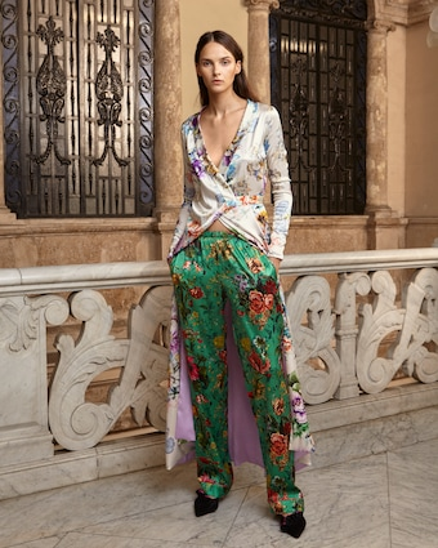 Adriana Iglesias Beverly Reversible Robe 2