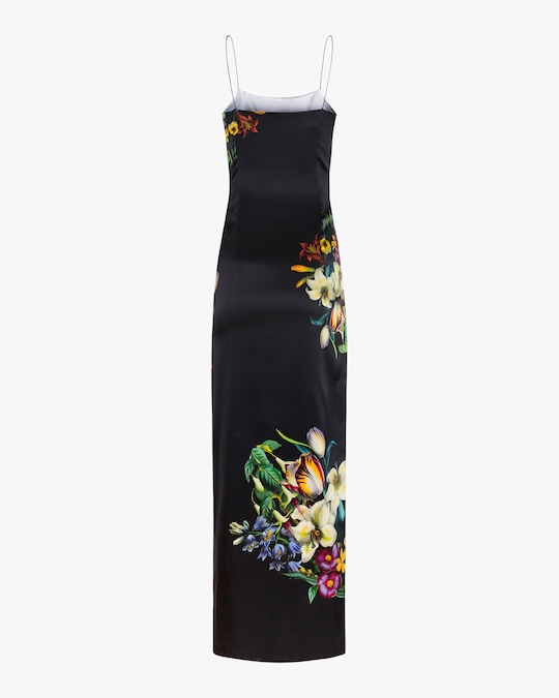 Adriana Iglesias Kay Close Dress 1