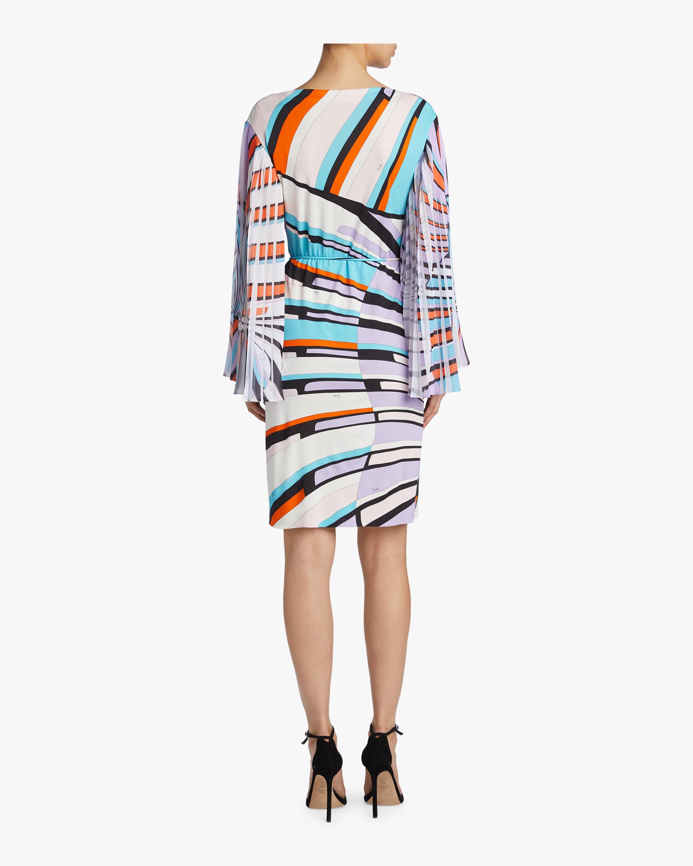 Long Sleeve Dress Emilio Pucci
