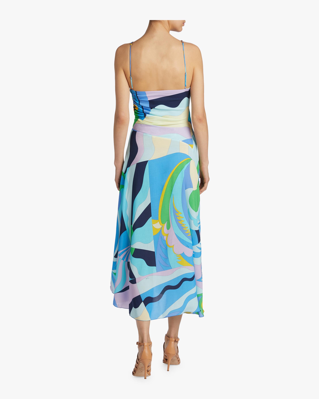 Sleeveless Midi Dress Emilio Pucci