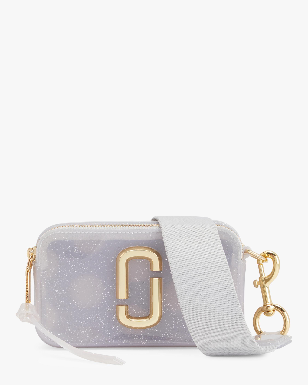 The Jelly Glitter Snapshot Camera Bag