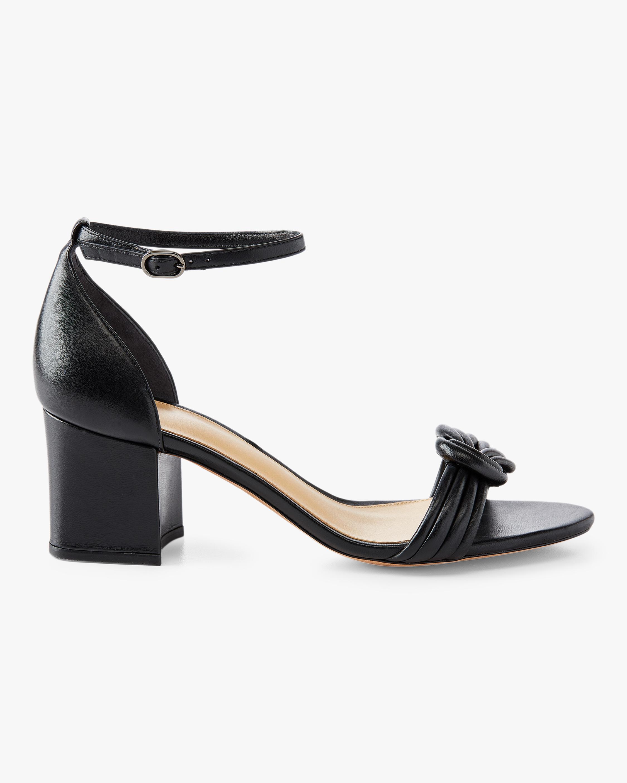 Alexandre Birman Vicky Block Heel Sandal 0