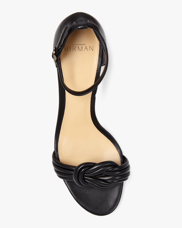Alexandre Birman Vicky Block Heel Sandal 3