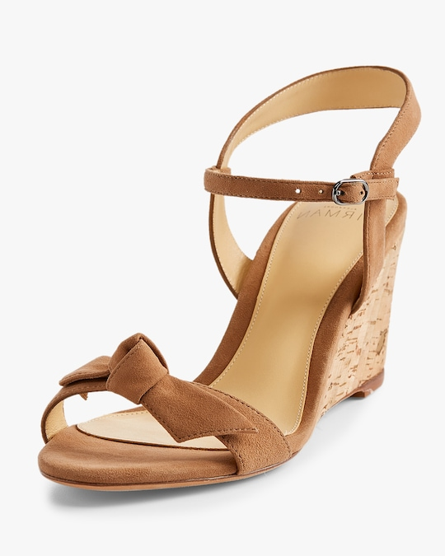 Alexandre Birman Noelle Suede Sandal 1