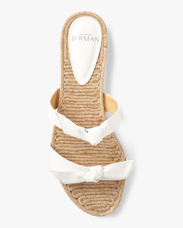 Clarita Flat Sandal Alexandre Birman