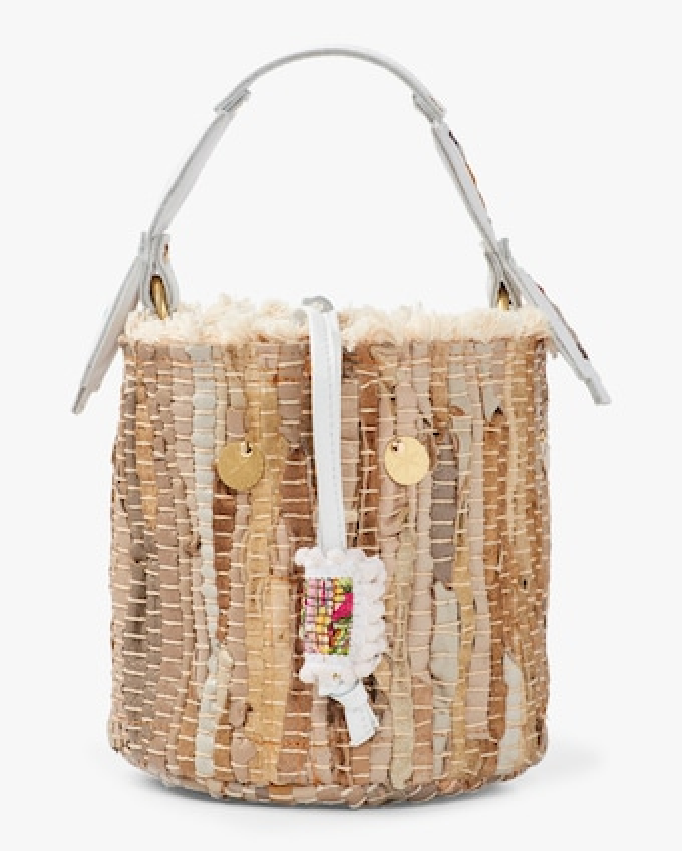 Cup Cake Minima Bucket Bag
