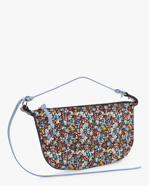 Crossbody Baguette Bag